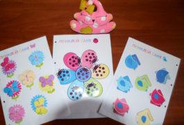 """Развивающая игра """"Учим цвета"""" для детей"""